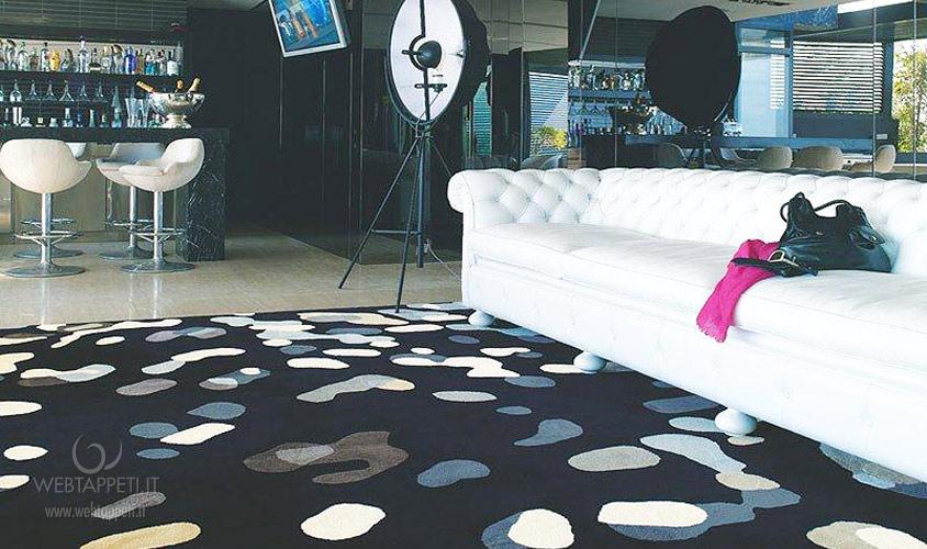 Tappeti neri salotto idee per il design della casa - Ikea tappeti bambini ...