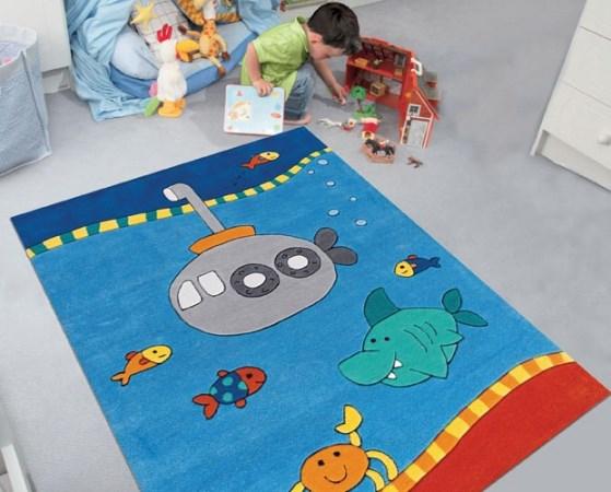 Tappeti sensoriali per bambini idee per il design della casa - Tappeti ikea bambini ...