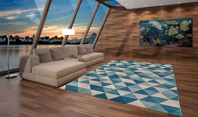 tappeti disegni geometrici