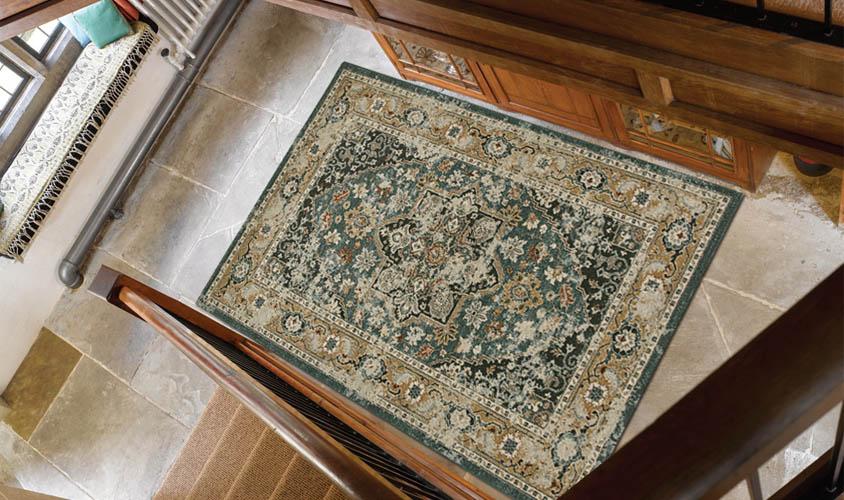 tappeti vintage classico persiano