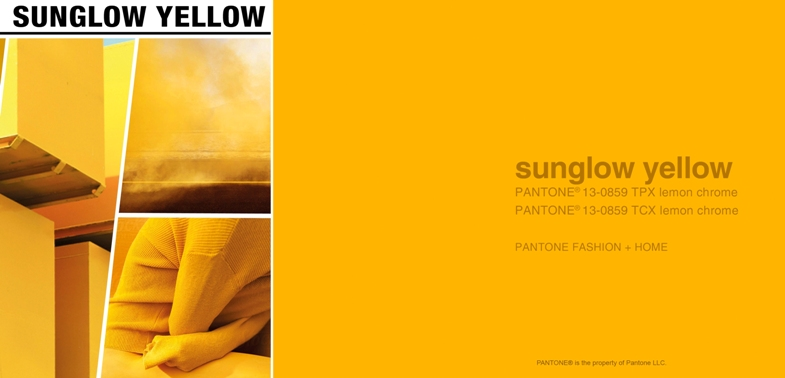 Sunglow Yellow