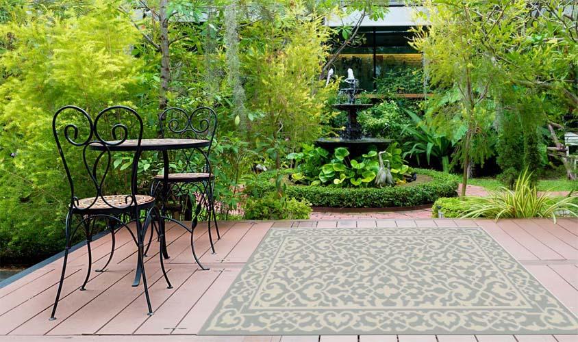 tappeti outdoor per giardino e terrazza